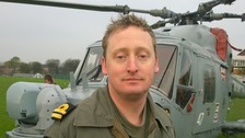 Lieutenant Ian Brannighan