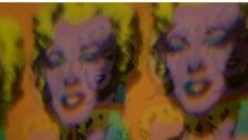 Andy Warhol's Marilyn Munroe