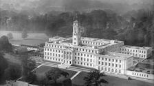 Trent Building at the University of Nottingham. September 1927.