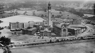The University of Birmingham, Edgbaston. August 1928.