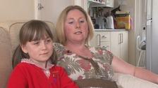 Ella Rake and mum Vicky Patmore
