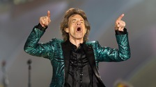 Rolling Stones cancel concert over Mick jagger throat infection.
