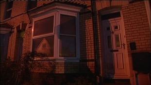 house in Alphington Road