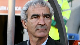 Former France manager Raymond Domenech.