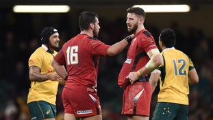 Wales lose opening autumn series game 28 - 33 to Australia