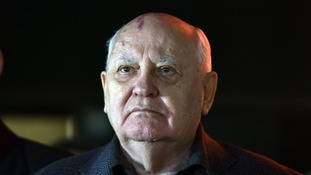 Former Soviet leader Mikhail Gorbachev warns the world is