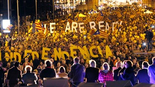 Catalans vote in unofficial independence referendum