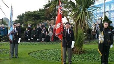 Military veterans in Clacton