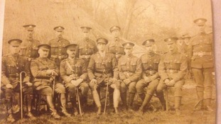 men in uniform