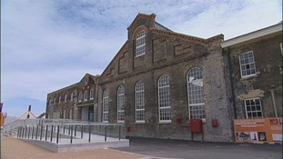 Chatham, dockyard, website