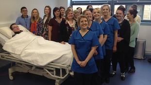 25 cadets have begun their nursing training at Lakes College