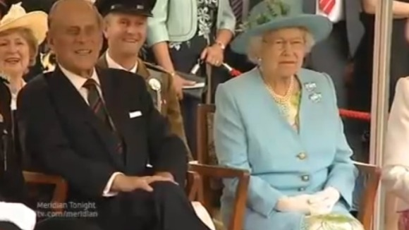 HM the Queen & Prince Philip
