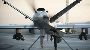 RAF 'Reaper' drone