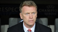 David Moyes was sacked by Manchester United in April.