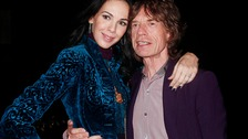 Sir Mick Jagger and L'Wren Scott pictured in 2012