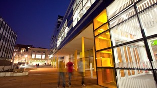 Coventry University building wins prestigious architecture award