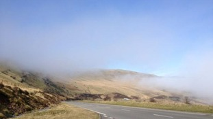 Mist in the Beacons