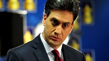 Labour leader Ed Miliband is set to make a big speech later today.