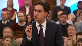 Ed Miliband: I am going nowhere