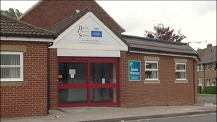 Bewick Crescent Surgery in Newton Aycliffe