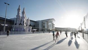 Cribbs Causeway ice rink