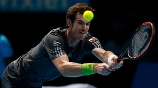 The solitary game won by Andy Murray in the second set prevented him for recording a new career worst defeat.