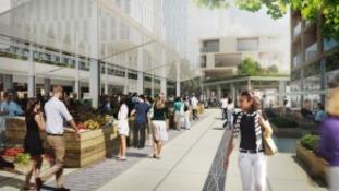 New Covent Garden Market development