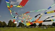 Bristol kite festival