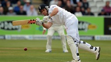 Nick Compton in action