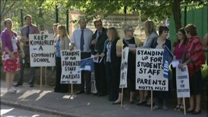 Governors at the Kimberley School have rejected an offer by the NUT to hold fresh talks about their plans to become an academy