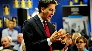 Ed Miliband pledged that Labour would ban zero-hours contracts.