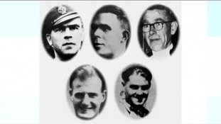 All five lifeboat crew members died in the disaster.