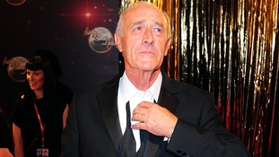 Len Goodman appeared to mutter the f-word live on TV.