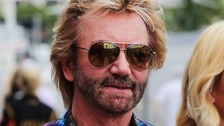 Noel Edmonds pictured in Monte Carlo in May.
