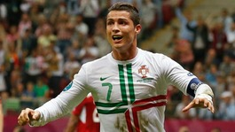 Cristiano Ronaldo has been in scintillating form for outsiders Portugal.