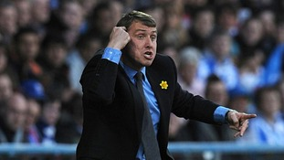 The length of Lee Clark's contract at Birmingham City has not been disclosed