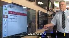 Screengrab - Digital UK package
