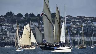 Falmouth Tall Ships Regatta 2014