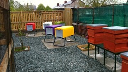 New &#x27;urban&#x27; beehives