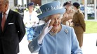 Fans flocked to Belfast to catch a glimpse of Her Majesty in Northern Ireland today.