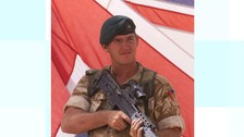 Sgt Alexander Blackman is serving a life sentence for shooting an injured Taliban fighter