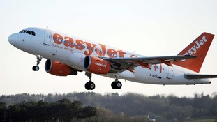 Pre-tax profits at Luton-based easyJet are up by more than 20%.
