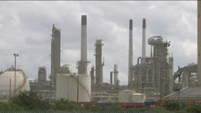 The Coryton refinery