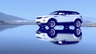 The Land Rover Evoque design team are all based at Jaguar Land Rover in Coventry.