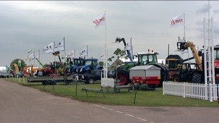 The Royal Norfolk Show will host 650 trade stands
