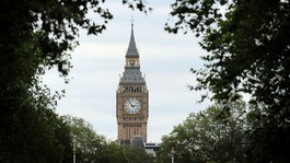 """The Elizabeth Tower"" which houses the famous Big Ben"