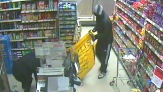 Temple Hill, Dartford, theft