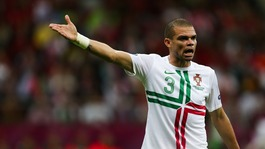 Portugal defender Pepe