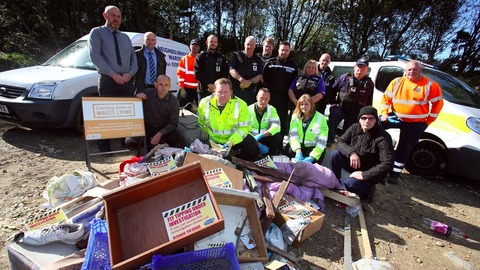 how to prevent fly tipping