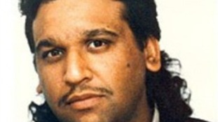 Taxi driver Ethsham Ghafoor was shot in the head in an 'execution style' killing in 1994.